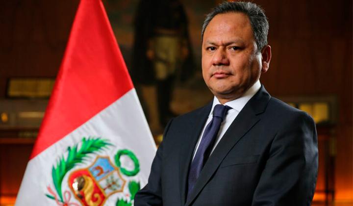 Mariano gonz lez fern ndez for Como se llama el ministro del interior