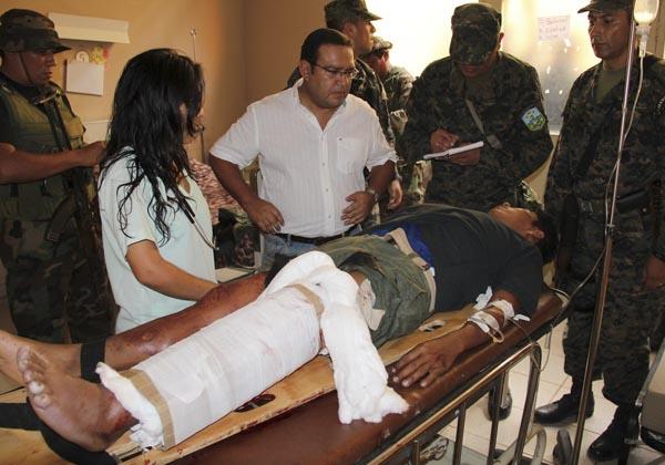 RESCATE DE 36 TRABAJADORES  SECUESTRADOS POR SENDERO LUMINOSO : OPERACION LIBERTAD 2012_12_04_0001
